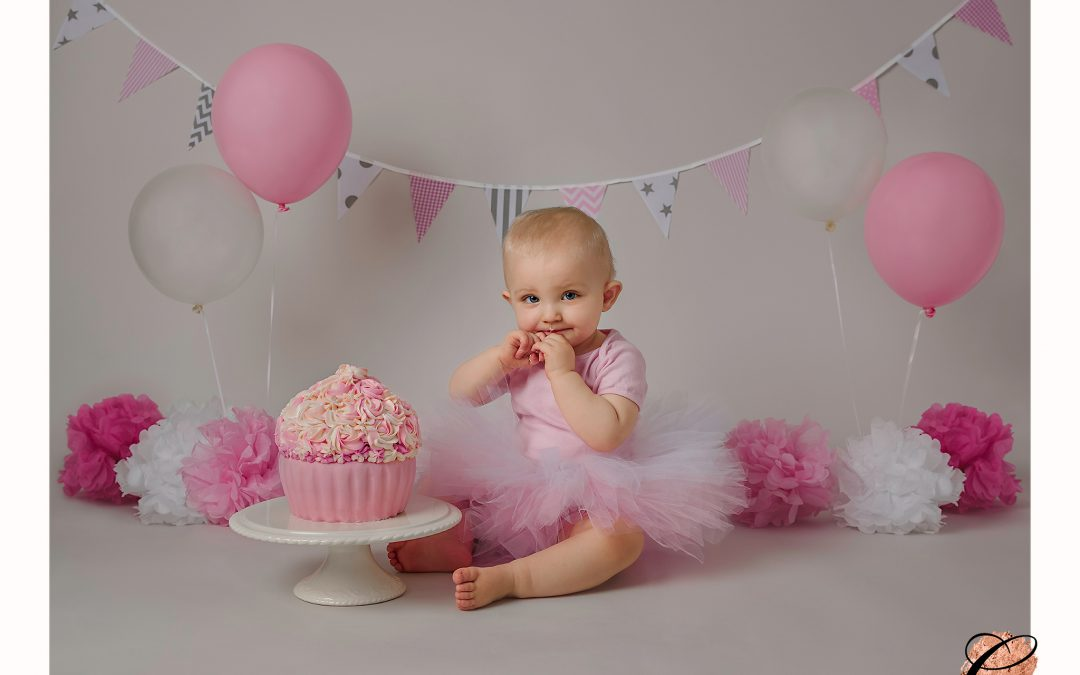 Prepare for your baby's Cake Smash Session!